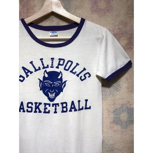 """1970年代 Champion """"Blue Devil"""" T-Shirt"""