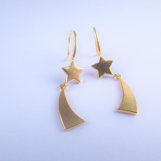 Hope earrings (gold)