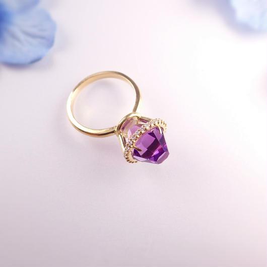 Princess Ring(アメジスト)