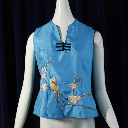 1970's Vintage China tops