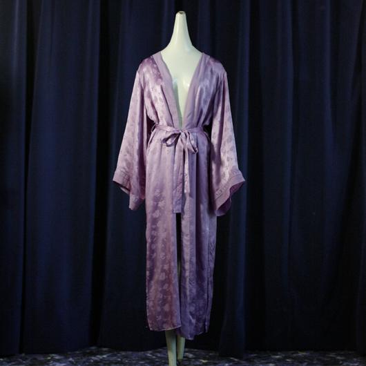 【VALERIE STEVENS】Lavender Silk Gown