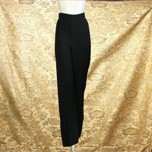 1980's Vintage Wool Pants
