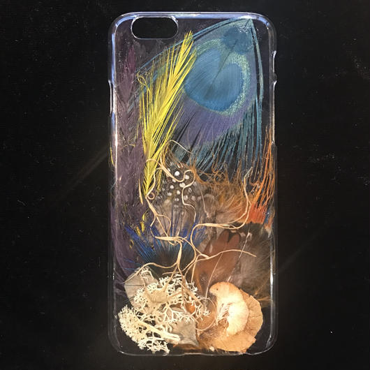 【FUTURE】Nature Mobile Phone Case<i Phone6/6s>FT-N6-02