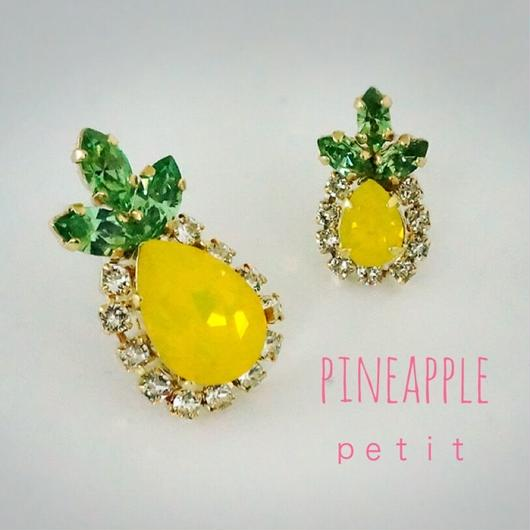 PINAPPLE〜pteit〜(片耳)
