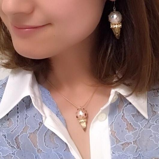 Belle grac  necklace(short)