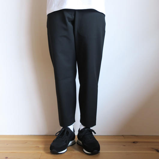 YAECA CONTEMPO WOMEN 2WAY PANTS テーパード 07652
