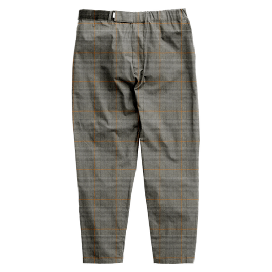 Graphpaper MEN Glencheck Wool Cook Pants