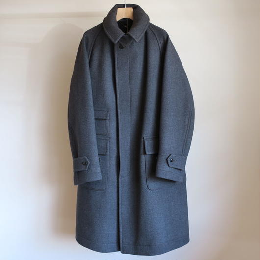 KAPTAIN SUNSHINE Traveller Coat GRAY