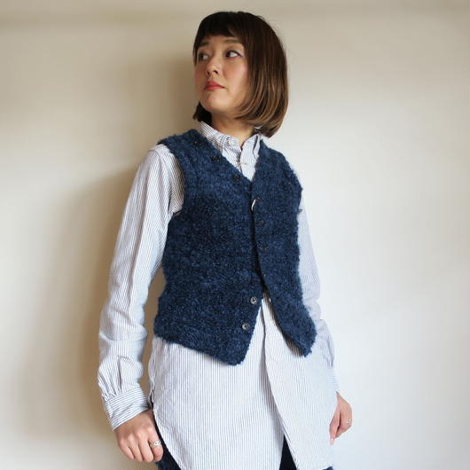 FWK by ENGINEERED GARMENTS Knit Vest Boucle