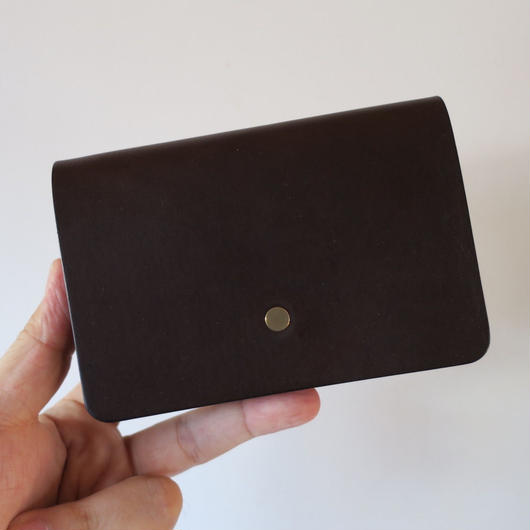 forme Hand Wallet Liscio 3colors
