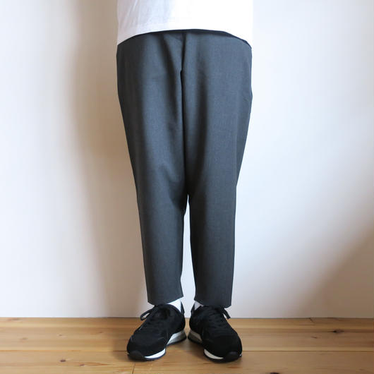 YAECA CONTEMPO WOMEN 2WAY PANTS クロップド 08602