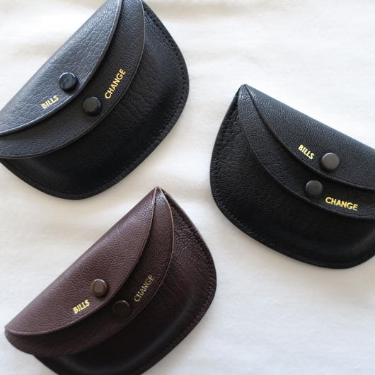 KAPTAIN SUNSHINE Round Wallet 3colors