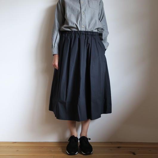 Graphpaper WOMEN Original Typewriter Gathers Skirt 3colors