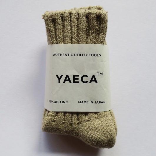 YAECA COTTON SILK SOCKS