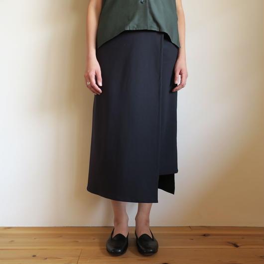 Graphpaper WOMEN Meryl Nylon Stretch Skirt 2colors