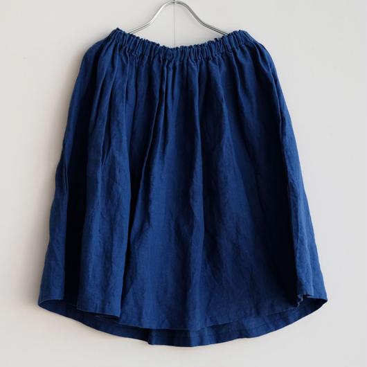 YAMMA リネンギャザースカート