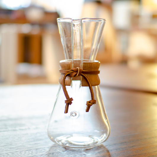 CHEMEX コーヒーメーカー3cup ヴィンテージ