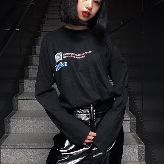 Billion02 Long sleeve shirt
