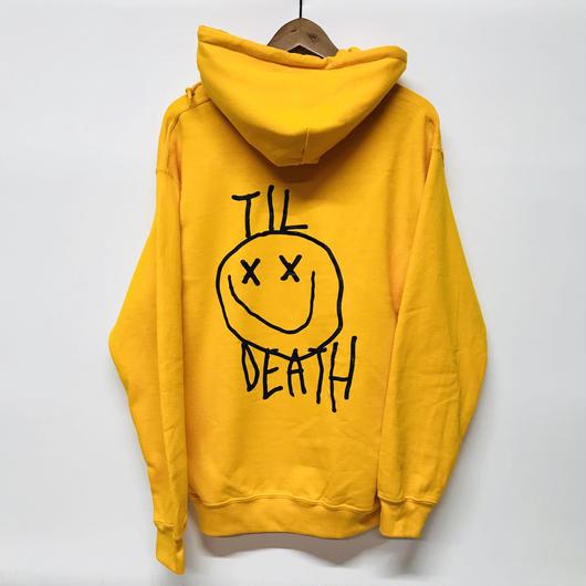 Ryan Hawaii/Smile hoodie YELLOW
