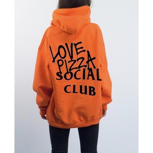 No Perfect Italy/LOVE PIZZA SOCIAL CLUB  ORANGE