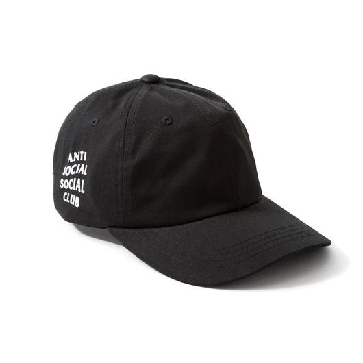 Anti Social Social Club/WEIRD  CAPー BLACK