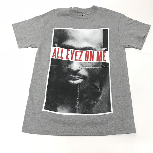 Tupac/Official  Tee ~All EYEZ On ME ~