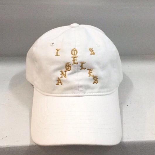 Pablo Tour/Official Tour Cap LOS ANGELES