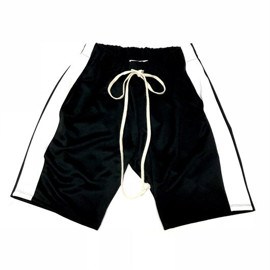 EPTM/Track Shorts   BLACK×WHITE