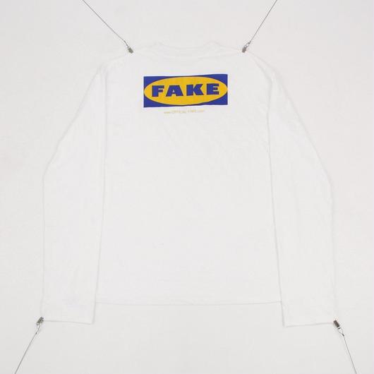 Official Fake/Fake Long Sleeve shirts