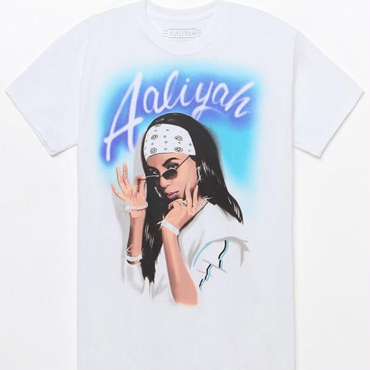 Aaliyah/SprayArt Official Tee