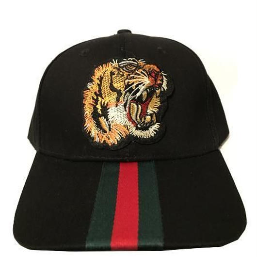 No Face No case/Black  Inspired Tiger Hat