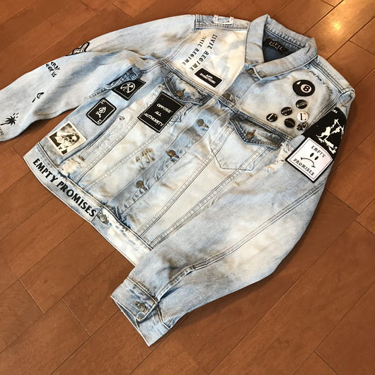 Civil Clothing/Denim Jacket