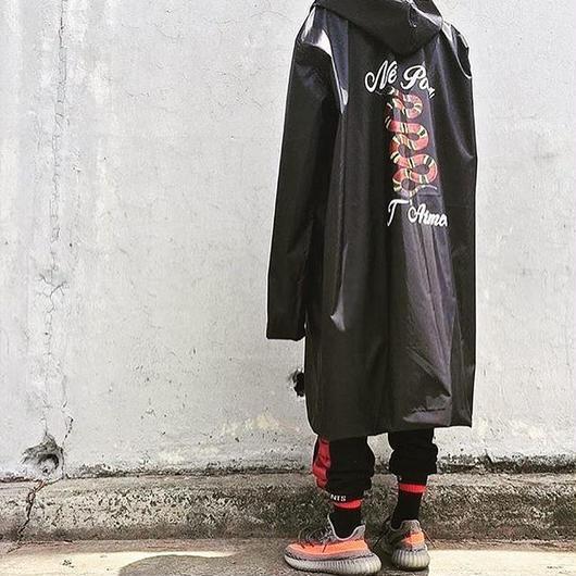 Official Fake/BORN FOR LOVE RAIN COAT