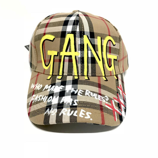 Mismatch NYC/Nova Check Paint Cap