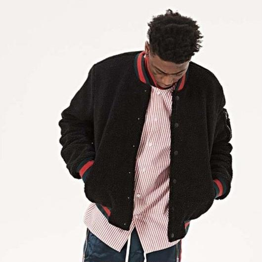 FNTY/BOA MA1 Jacket