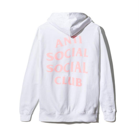 Anti Social Social Club/Logo フーディー White 限定カラー