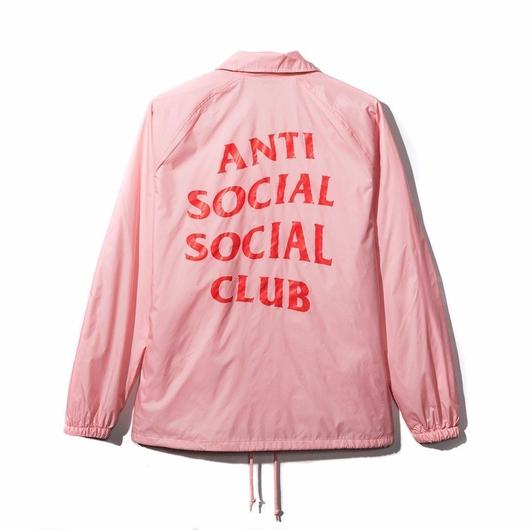 Anti Social Social Club/Logo コーチジャケット