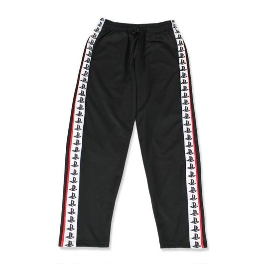 Pretty Boy Gear/Play no game Track  Pants  BLACK