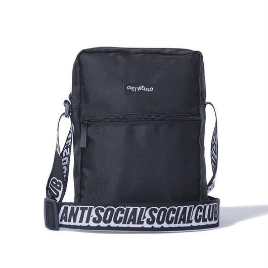 Anti Social Social Club/Logo ショルダーバッグ