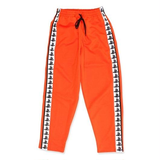 Pretty Boy Gear/Play no game Track  Pants  ORANGE
