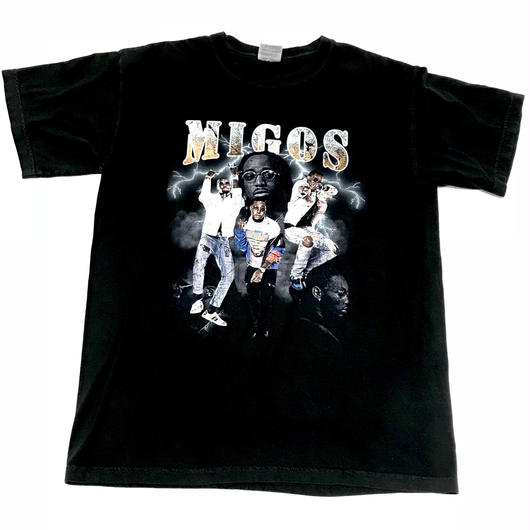 The Loud Packs/MIGOS  Vintage Tee