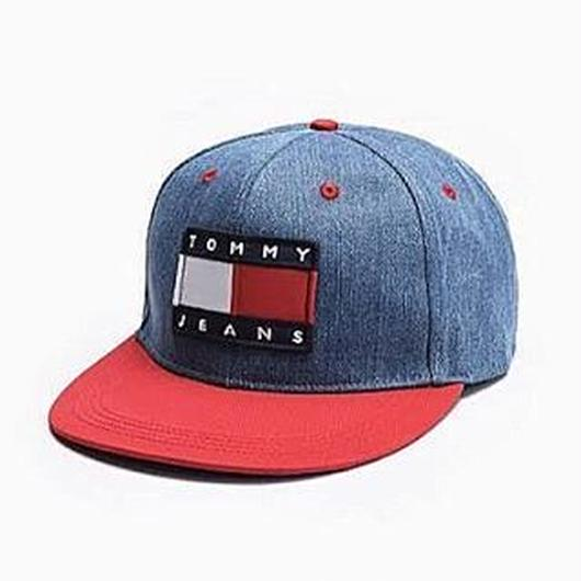 Tommy jeans/Big Logo Denim Cap