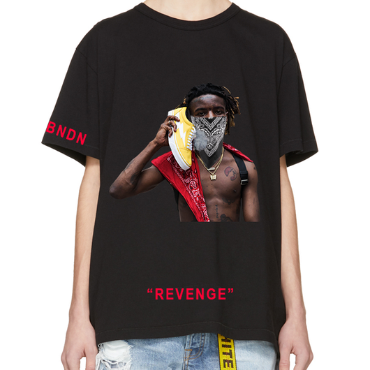 "BNDN WEAR/Hypebeast Icon  Tee  ""Ian connor"""