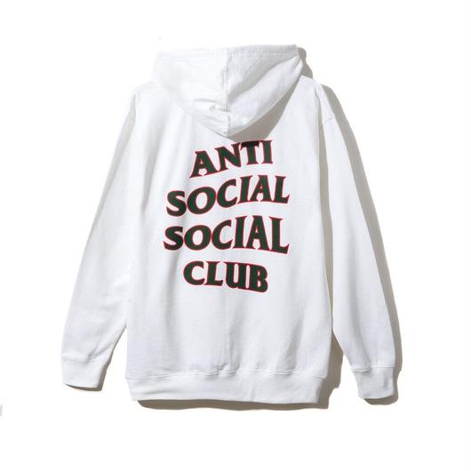 Anti Social Social Club/Rodeo Dr. white Hoodie 限定カラー