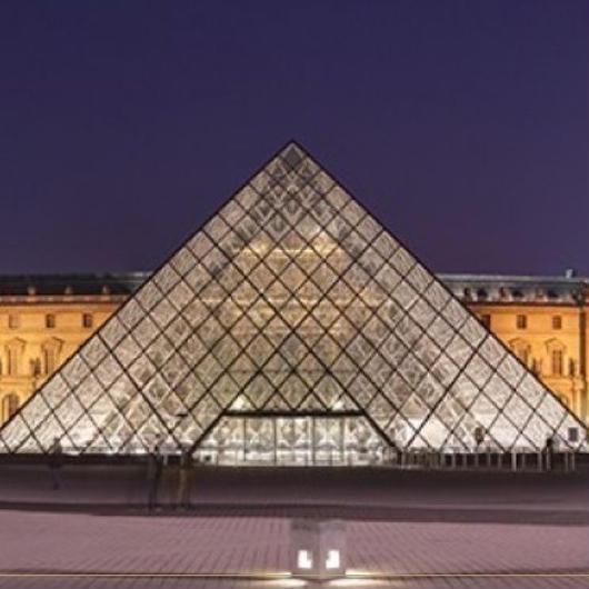Louvre museum art & music content programs