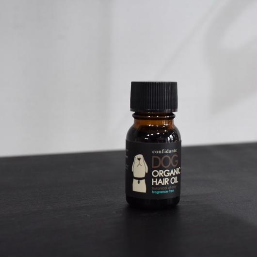 Confidante   Dog organic  Hair oil   8g