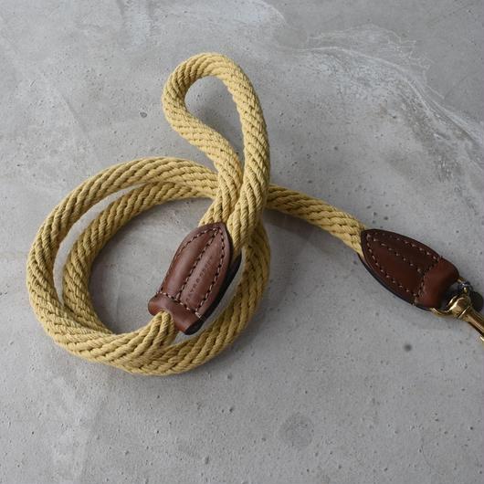 mungo&maud  Rope Lead   natural
