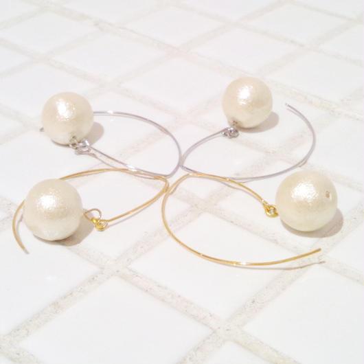 D*cotton pearl pierce