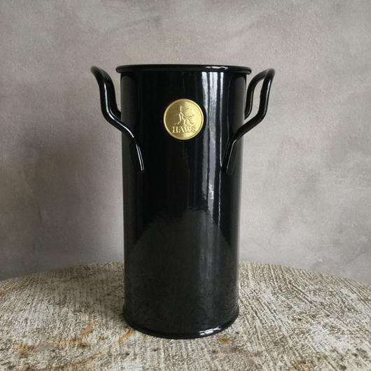 Haws cylinder vase (ホーズ シリンダー ベース1.5L) ブラック