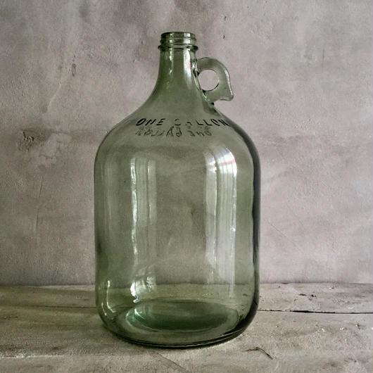 Torchon Glass Bottle (トルションガラスボトル)3.75L